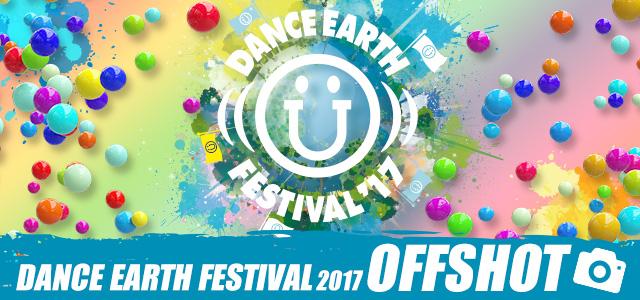 「DANCE EARTH FESTIVAL 2017」オフショット