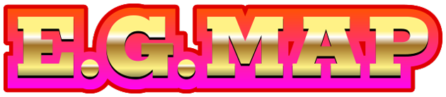 E.G.MAPのロゴ画像