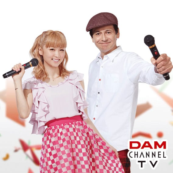 「DAM CHANNEL TV」 14代目MCに Dream Amiが就任!